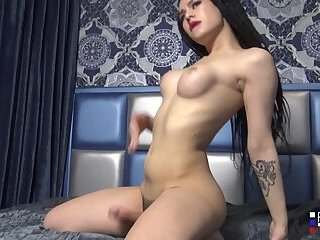 she love to play with her cock