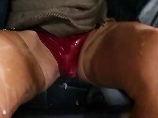 monster cumshot on legs