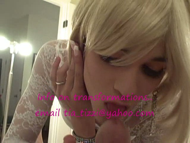 Teen tranny surprise