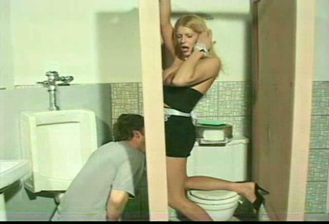 Multiple female nude shower scenes