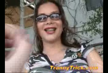 Transsexual fat titted