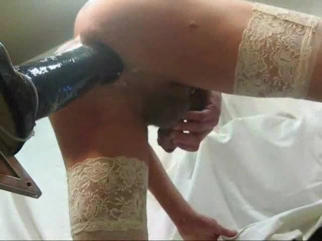 Especial. sorry, crossdresser with dildo that