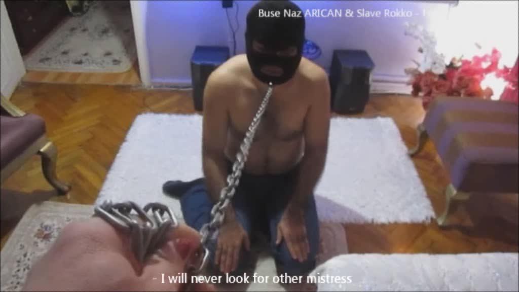 Turkish femdom porn