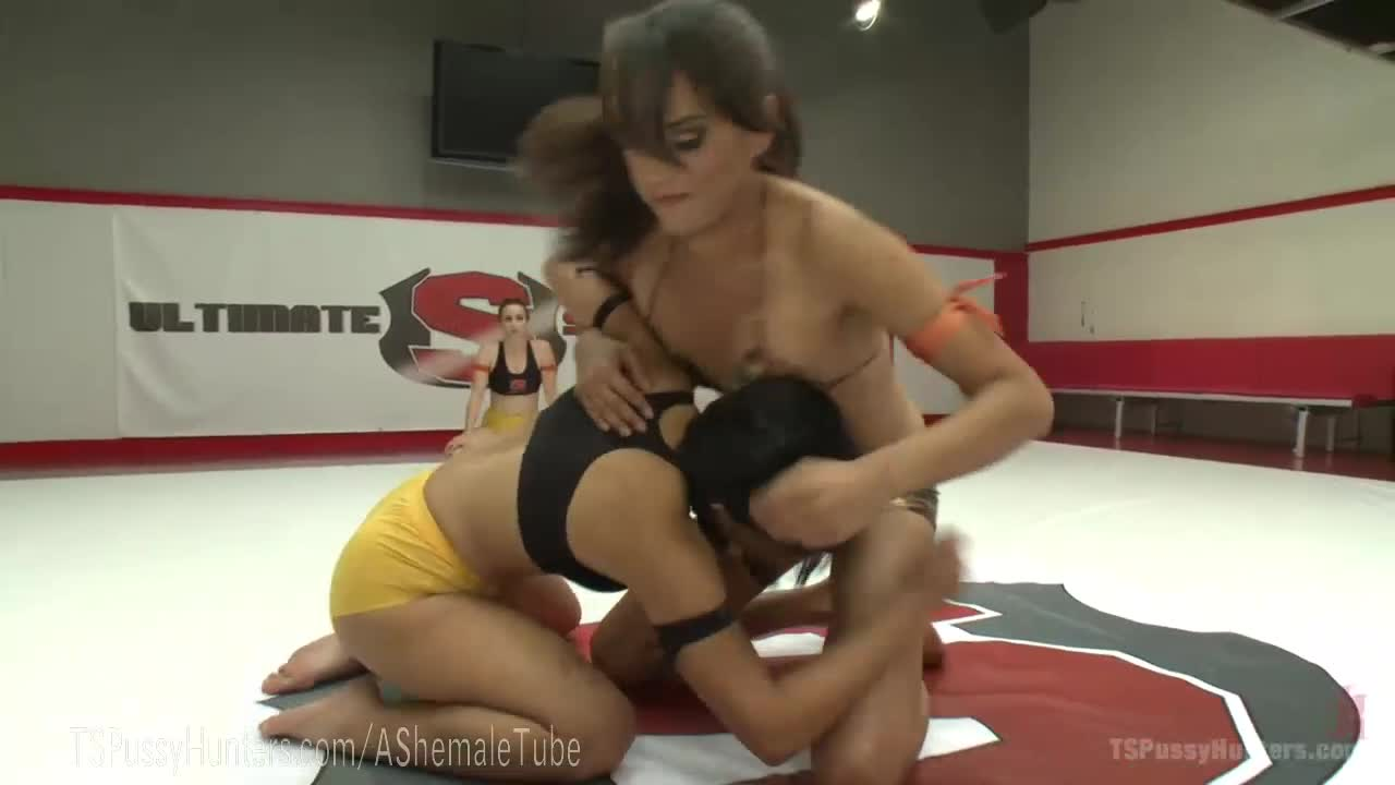 Remarkable, Girls fucking and wrestling opinion