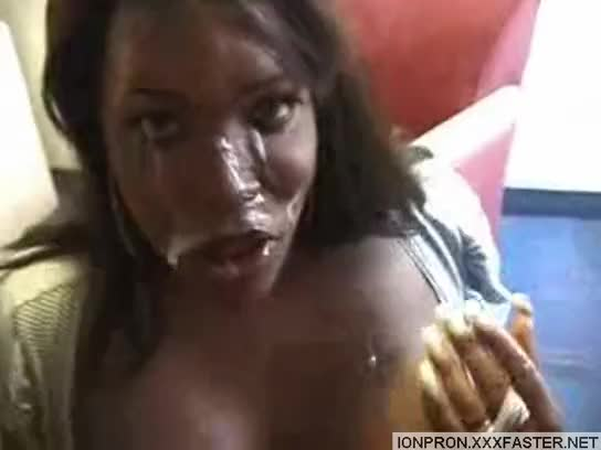 Sloppy ebony head