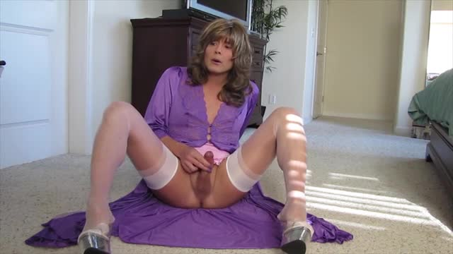 Amature crossdresser tube