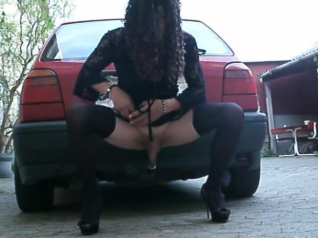 порно видео аналом на фаркоп автомобиля наклоняюсь