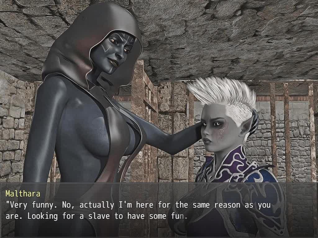dark elf hentai game