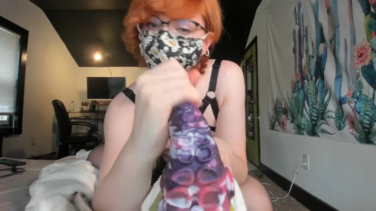 Trans girl creampie
