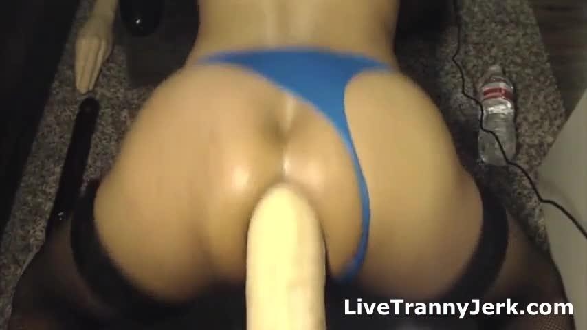Free fat dildo video
